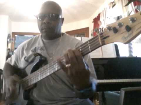Get on The Floor Michael Jackson Bass School by Tim Bell