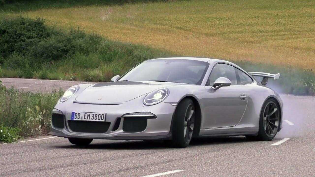New Porsche 991 GT3 First Drive  CHRIS HARRIS ON CARS