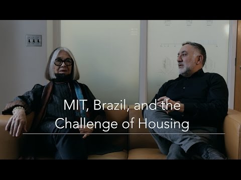 MIT, Brazil, and the Challenge of Housing