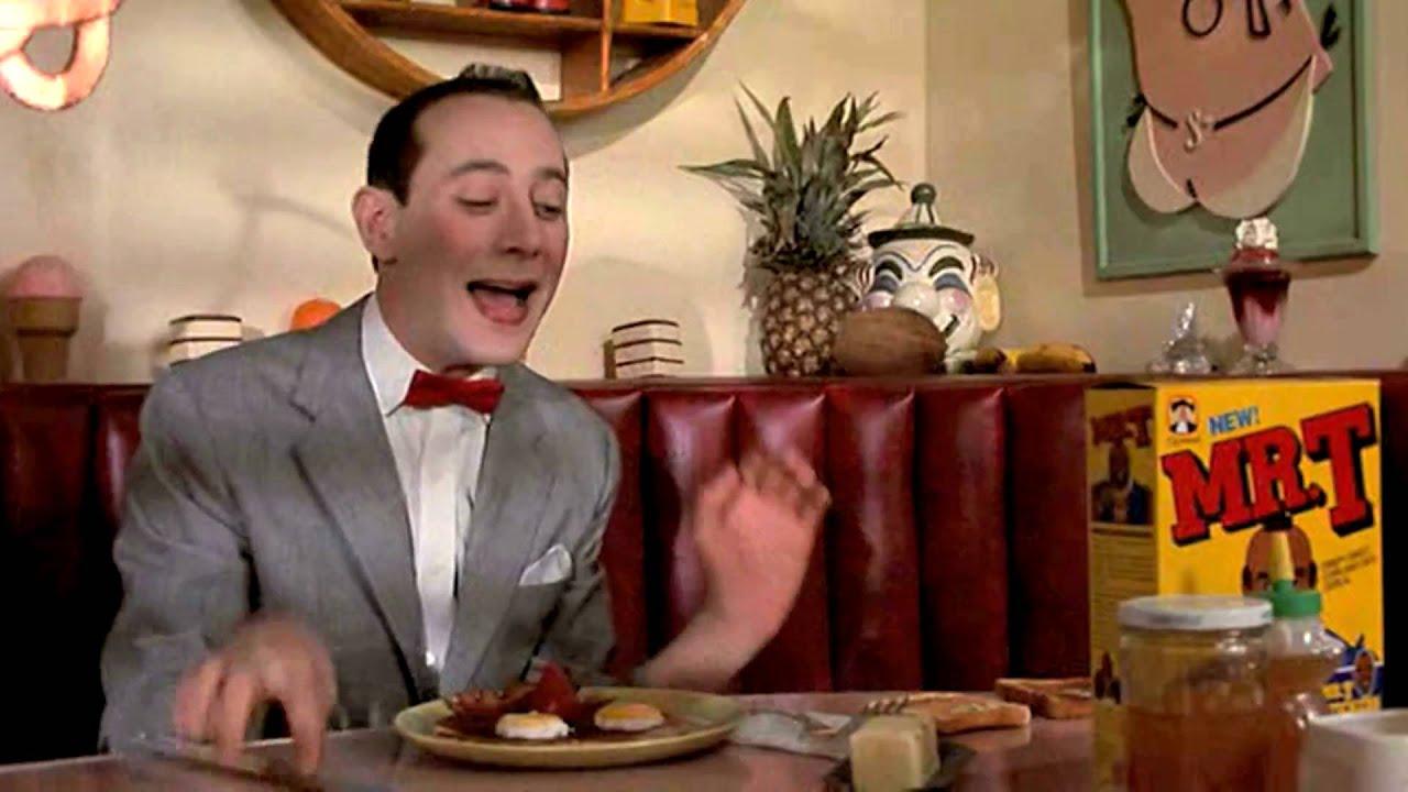 Pee-Wee's Big Adventure 14 Great Road Movies