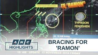 PH's Cagayan province bracing for tropical storm Ramon | ANC Highlights
