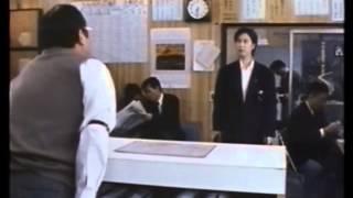 名取裕子が謎のランドクルーザーに襲われる女タクシードライバーを熱演...