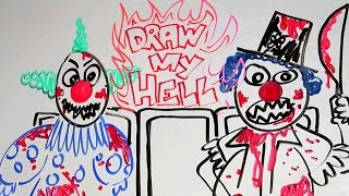 Draw My Hell - Rob Czar