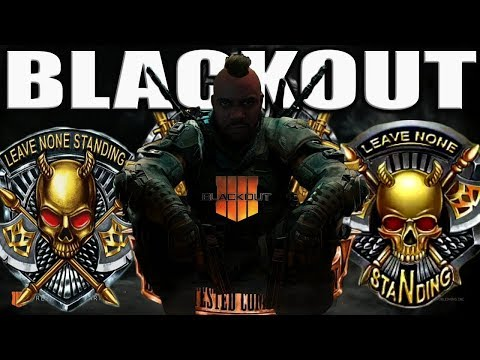The Foolishness Continues...1000 Ways to D!3 in BLACKOUT 😈 BLACK OPS 4 Rage incoming