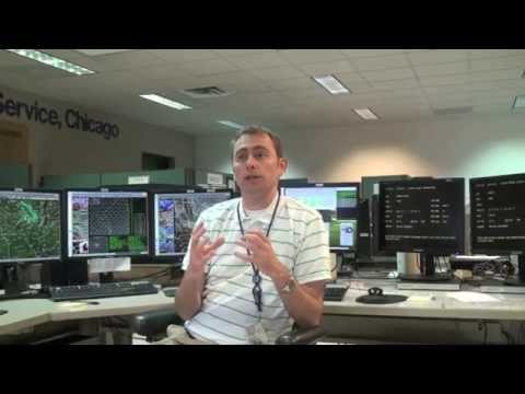 National Weather Service Chicago Radar