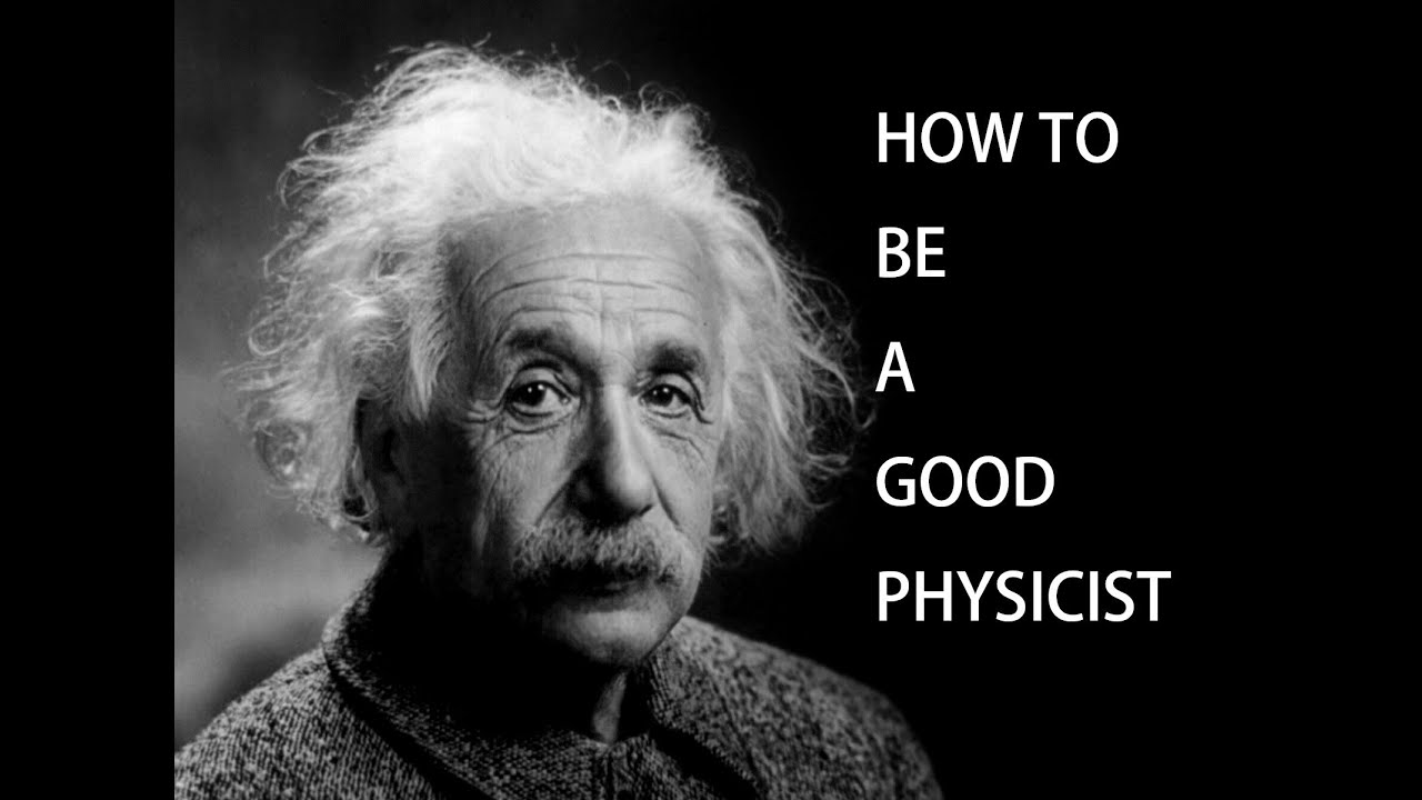 How can I become a physicist?