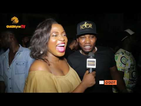 "DJ KAYWISE ""JOOR CONCERT"" 2017, DAVIDO, FALZ THE BAHD GUY, ORITSE FEMI ATTEND"
