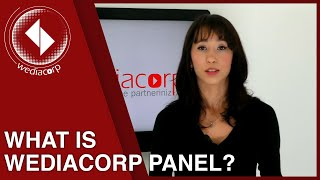 What is WediaCorp Panel?
