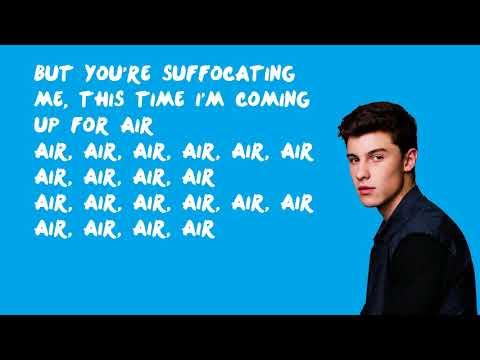 Air - Shawn Mendes (ft. Astrid S) (Lyrics)