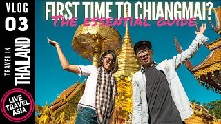Top Must Do Things in Chiang Mai 2019, Places to Visit, Sights, Temples in Chiangmai