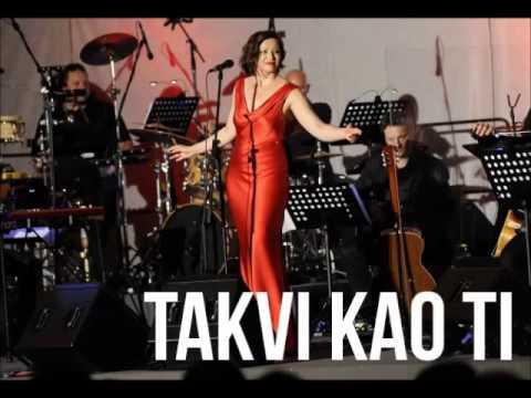 Nina Badric - Takvi Kao Ti - (LIVE)