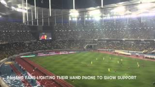 Pahang vs JDT fans highlight - Piala Malaysia 2014 (Peminat