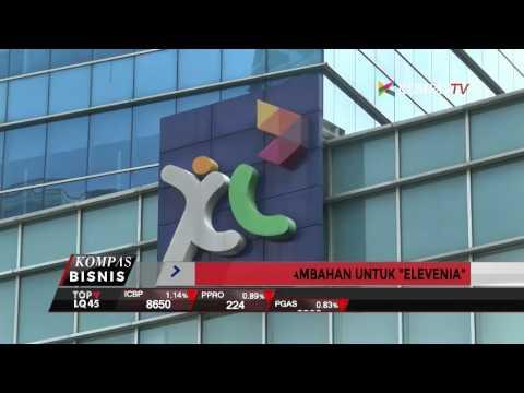 XL Axiata Uji Teknologi 5G & Cari Modal Tambahan Elevenia