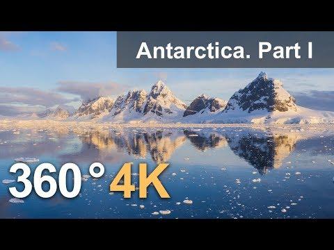 360°, Antarctica. Part