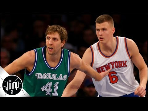 Knicks agree to trade Kristaps Porzingis to the Mavericks l The Jump