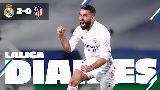 Goals from casemiro and a jan oblak own goal after fine long-range effort by dani carvajal helped zinedine zidane's real madrid side take all three points ...