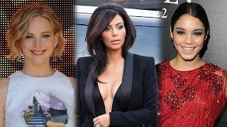 More Nude Photos Leaked Kim Kardashian, Vanessa Hudgens, Jennifer Lawrence