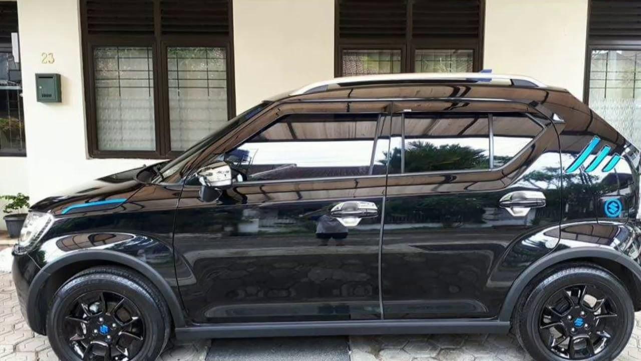 Suzuki Ignis Modified