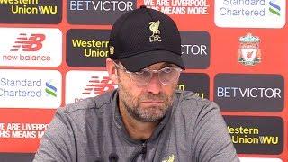 Liverpool 1-0 Everton - Jurgen Klopp Full Post Match Press Conference - Premier League