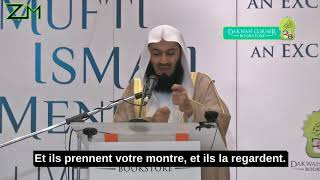 Les Fausses Montres Chinoises-Mufti Menk