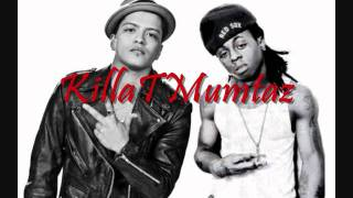 lil wayne ft bruno mars mirror rainy mood remix
