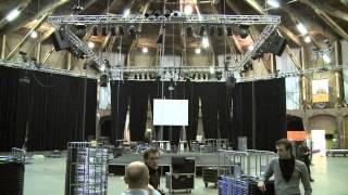 Opbouw, doorloop en impressies van de grootste DroomBaanDag® ooit! (in 1 minuut)