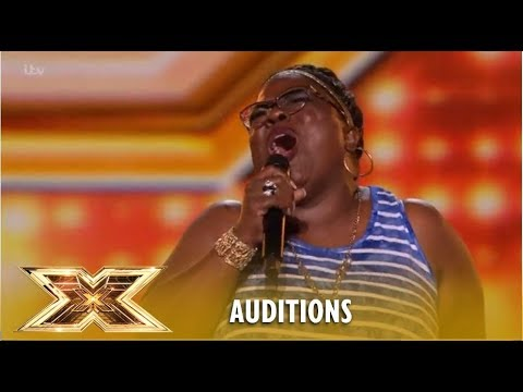 Panda Ross: She Is BACK After 6 Years To Prove Simon Cowell WRONG! | The X Factor UK 2018 thumbnail
