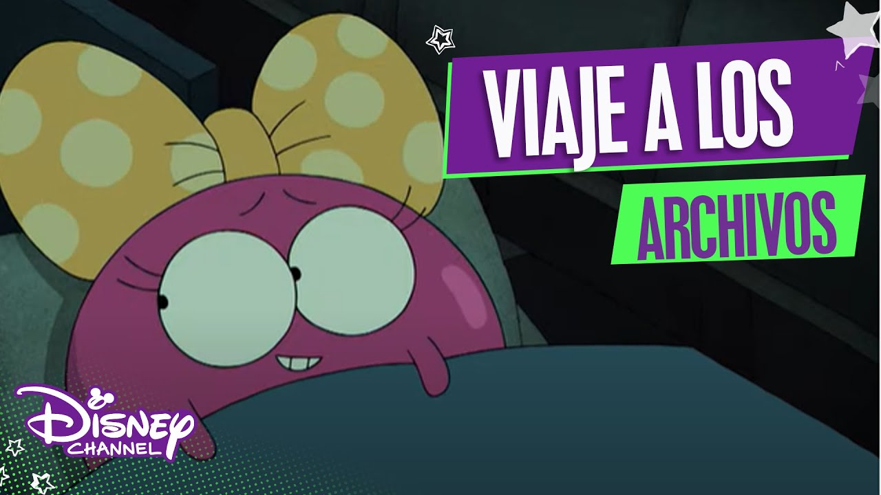 Anfibilandia: Viaje a los archivos | Disney Channel Oficial
