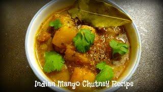 Indian Mango Chutney Recipe | By Victoria Paikin