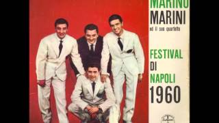 Segretamente  Marino Marini e il suo quartetto canta Ruggero Cori