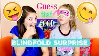 hilarious guess that food blindfold challenge