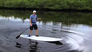 Pivot Turns - SUP technique
