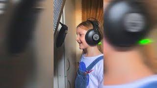 Mergem sa Inregistram prima piesa a Sofiei VLOG