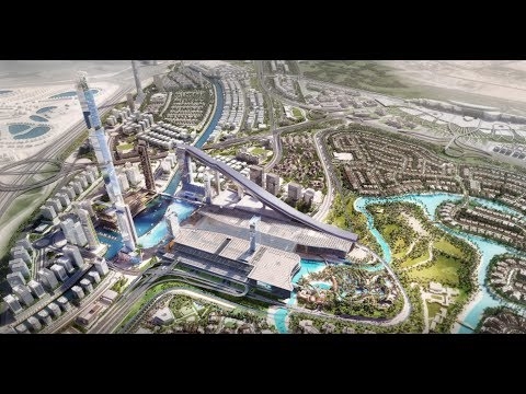 Azizi Riviera in Meydan One, Dubai   Residential Buy To Let Investment - Aspen Woolf