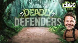 Video CBBC GAMES: Deadly Defenders with Steve Backshall download MP3, 3GP, MP4, WEBM, AVI, FLV Maret 2018