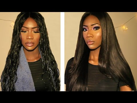 How I Revive Dry STIFF Hair | CONDITIONING ROUTINE | Vanessa Blac