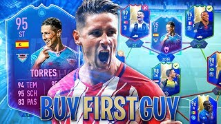 FIFA 19 : TORRES 95 Hardcore Buy First TOTS 😱🔥