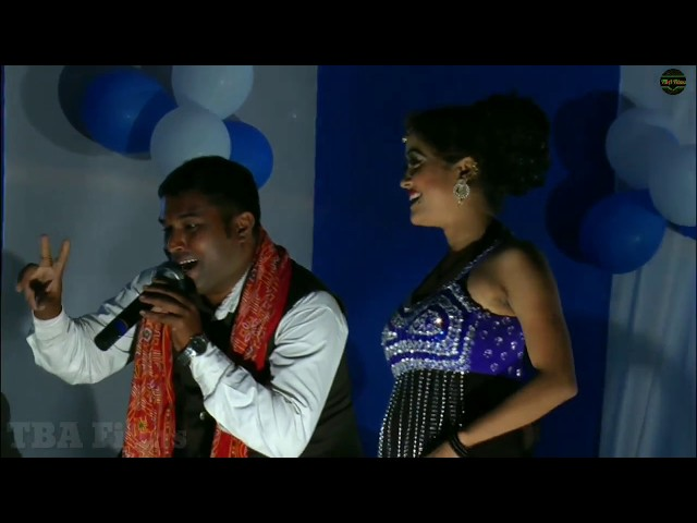 Bhojpuri Live Singing And Dance on Stage    @TBA_Films