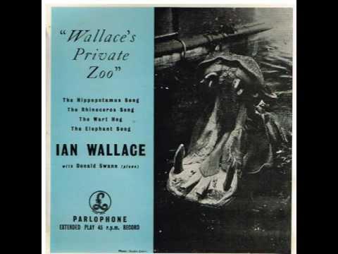 Ian Wallace - The Elephant Song