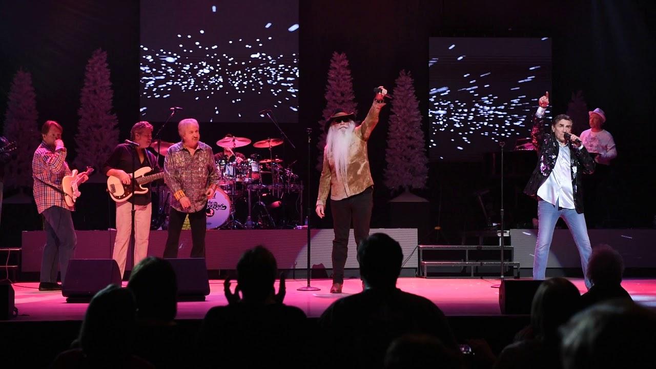 The Oak Ridge Boys live at Star Plaza Theatre\'s Final Show - Elvira ...