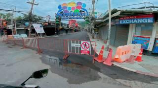 Пхукет Влог Пляжи Карон Ката и Патонг после карантина разруха и запустение