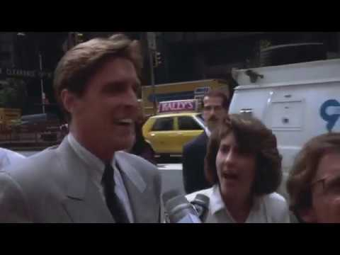 Lionel Luthor in Gremlins 2 as Donald Trump parody Daniel Clamp