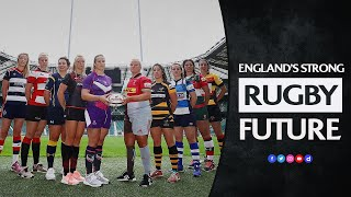 England Women's rugby stays strong | Premier XV's thumbnail