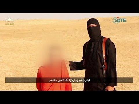 Nouvelle décapitation d'un journaliste par EIIL