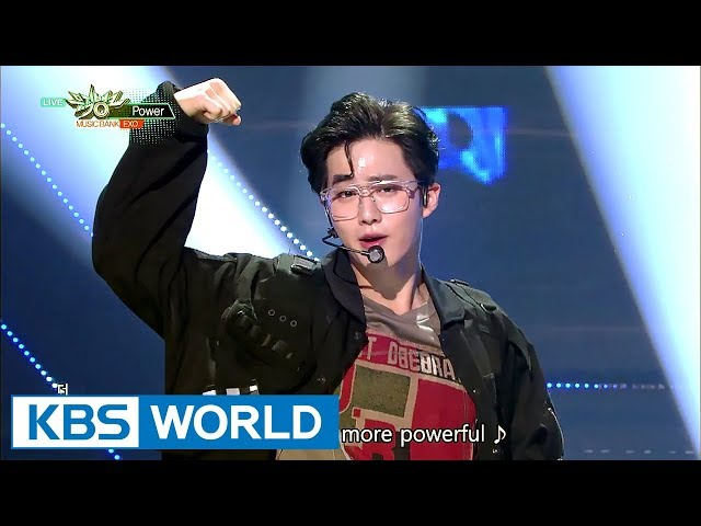 EXO - Power [Music Bank COMEBACK / 2017.09.08]