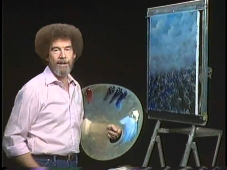 bob ross the joy of painting one wild day youtube
