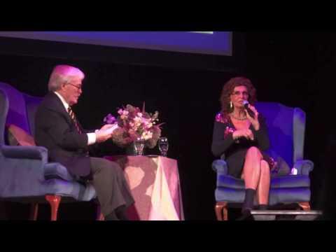 Sophia Loren on Alan Ladd: