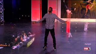 Cyrus -  aka Glitch Dances for his life (SYTYCD Season 9) 2012!