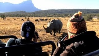 UConn Students Explore Africa