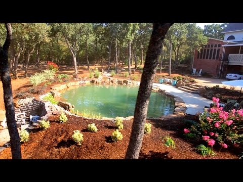 Time Lapse: English Garden Pool